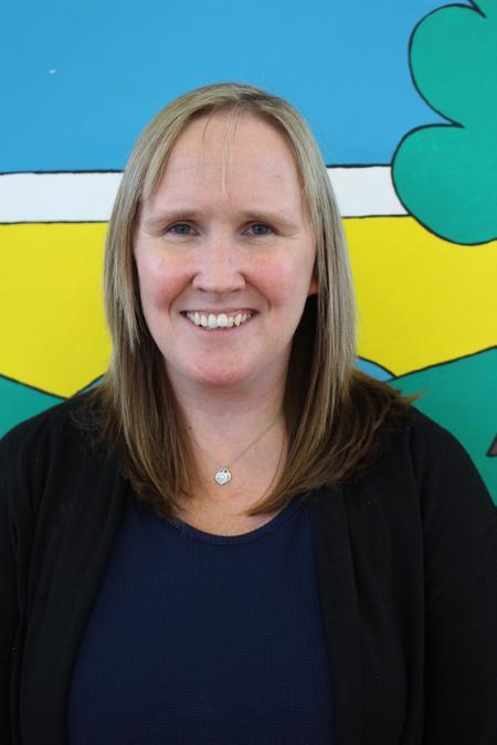 Mrs Richards, Nursery Teacher