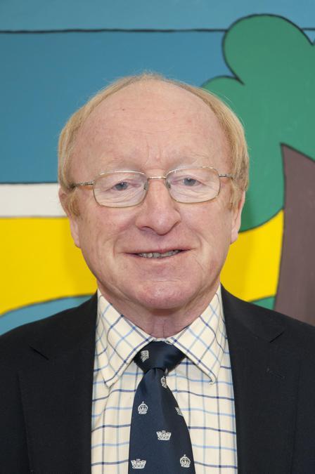 Mr Milne, Honorary Patron