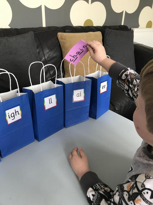 Digraph and trigraph sorting