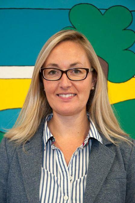 Mrs Cooper, Teacher