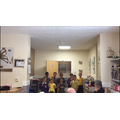 We visited Hollylodge &performed for the residents