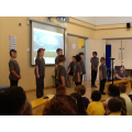 We did fantastically for our assembly