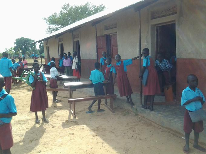 New classrooms part funded from Nash Mills gifts