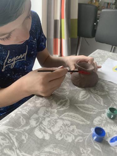 Cian's Greek Pottery