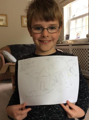 Matthew's Anglo-Saxon House
