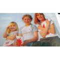 A very old picture of myself with my mums friends children - when I was about 9/10