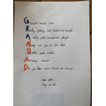 Lily R has written a poem for her Granddad