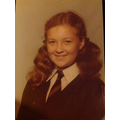 A picture of my mum when she was younger