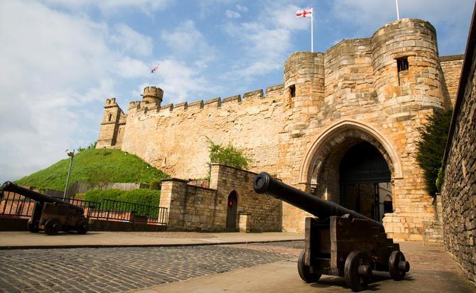 Our closest castle - Lincoln Castle