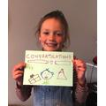 Design a card for Boris Johnson - Chloe
