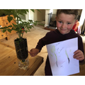 Jacob has been exploring the structure of plants.
