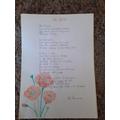 Dan C's Remembrance Poem