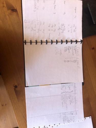 Eve's Math Calculations