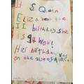 Phoebe's Card