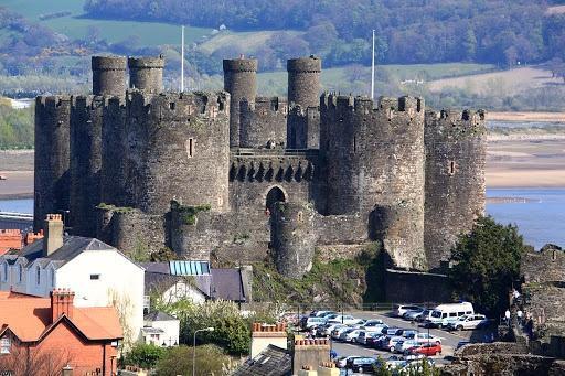 Conwy Castle (Wales)