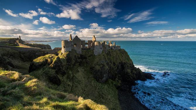 Dunluce Castle (Northern Ireland)