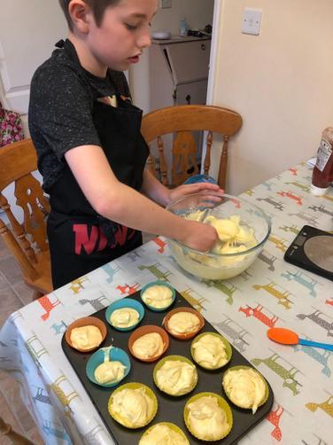 Jacob's Bake Off!