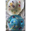 Jessica's Easter Bonnets