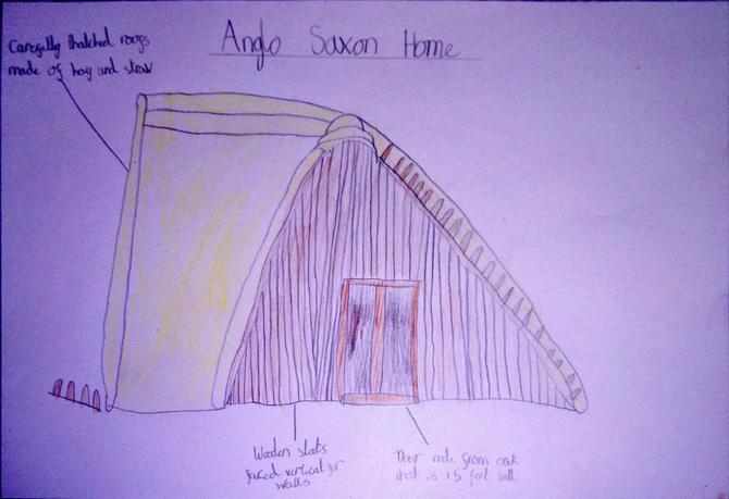 Hope's Anglo-Saxon House