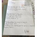 Paige's War Poem