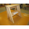 UNIT 16 BENCH JOINERY STEPSTOOL PROJECT YEAR 11