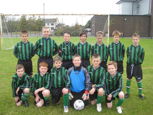 Year 8 Football team