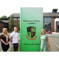 Mrs Taggart praises Thomas Gibson & Leah McSeveney