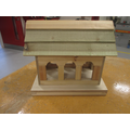 UNIT 18 CARPENTRY & JOINERY BIRD HOUSE 2