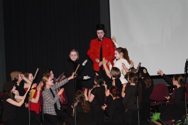 'A Night of Music and Drama'