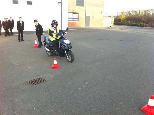 Unit 3 Practical riding skills