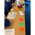 To help consolidate our topic knowledge, we created board games based around them.