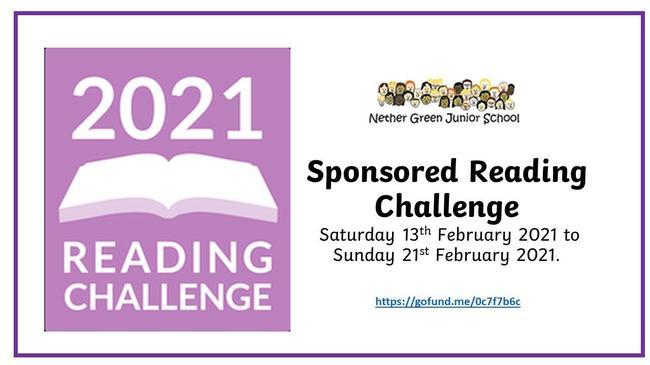 Sponsored Read Challenge 2021
