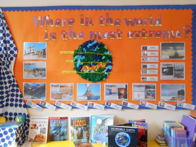 Y5 Extreme earth project