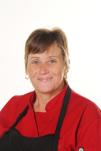 Mrs Denise Hiscock Assistant Cook