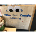 Capture your child reading display!