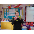 Well done to Akos who won the P7H Valentine prize!