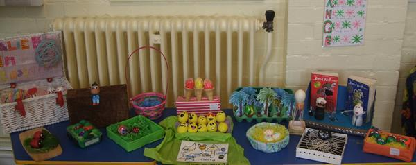 Easter Egg Competition Entries 2017