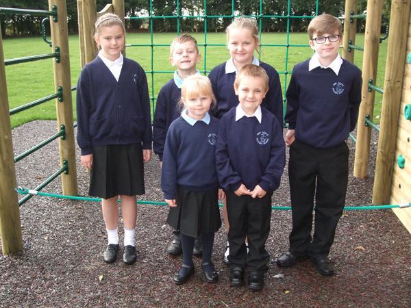 School Uniform - Please see School Uniform Policy