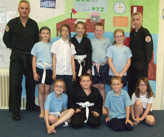 Jujitsu Gradings Awarded July 2015