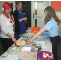 Red Nose Day Cake Sale