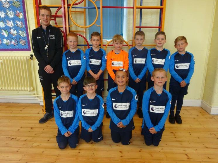 New Sports Kit from Premier League Primay Stars