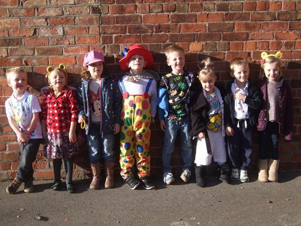 Children in Need 15th November 201