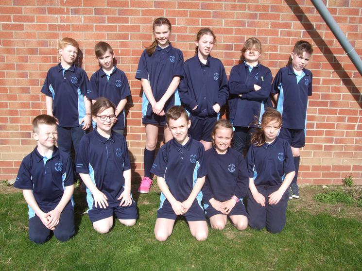 Cross Country Team 14th March 2018