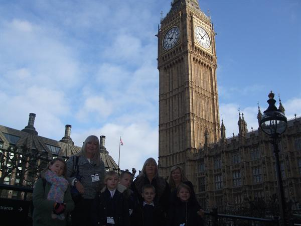 Award Ceremony in Houses of Parliament