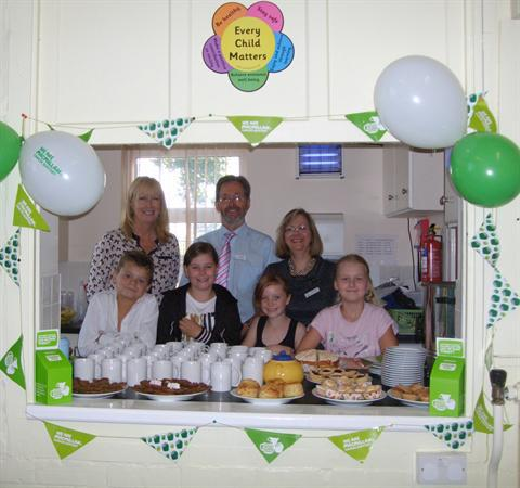 MacMillian Coffee Morning 27th September 2012