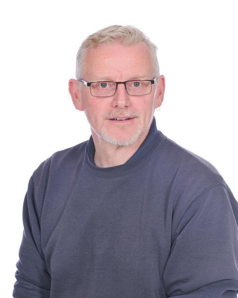 Simon Davies Site Manager