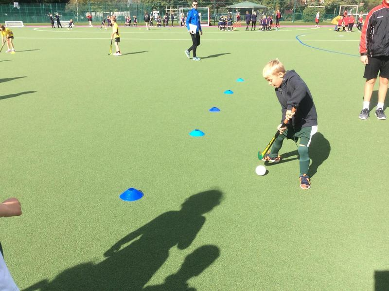 Year 3 / 4 Hockey Tournament at Ballard School
