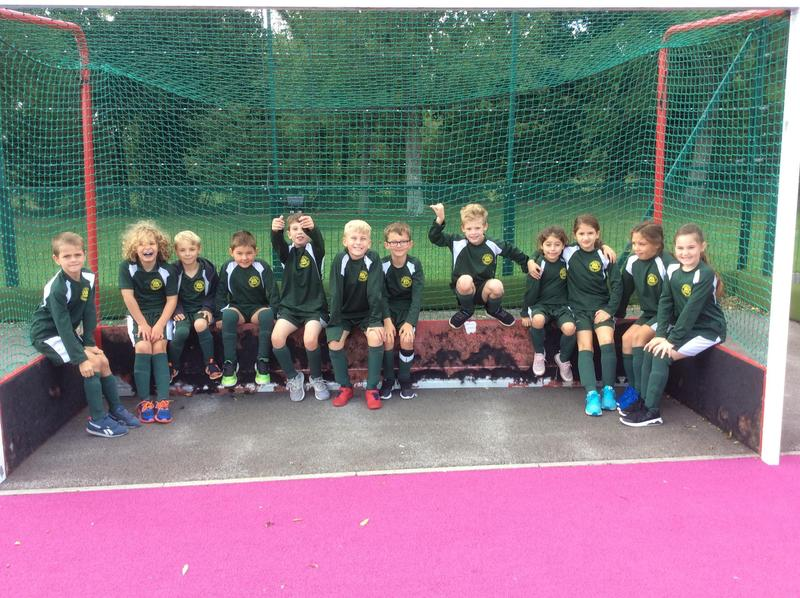 Year 3 /4 Hockey Tournament at Ballard School