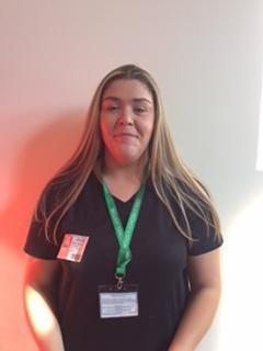 Miss Keighley-Teaching Assistant in Palm