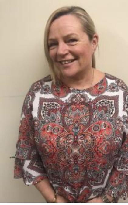 Mrs Bennett-Teaching Assistant in Palm
